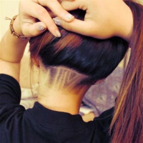 nape undercut hairstyle designs strayhair