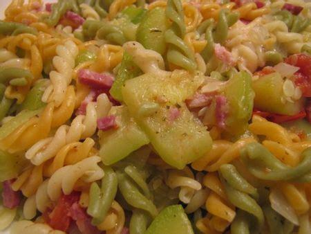 salade compos 233 e au d 233 s de ch 232 vre et filet de saxe recette