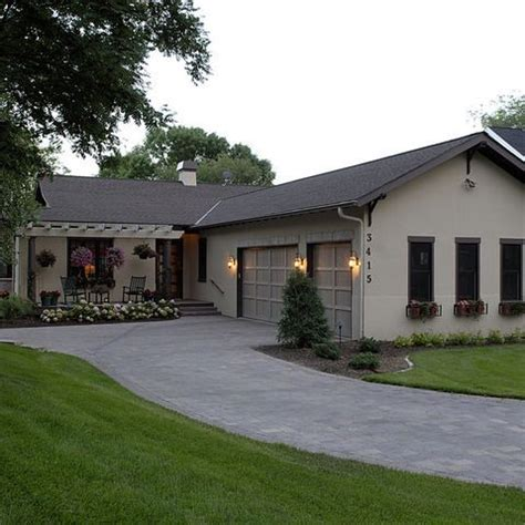 image result  landscape   shaped ranch house ranch house exterior ranch style homes
