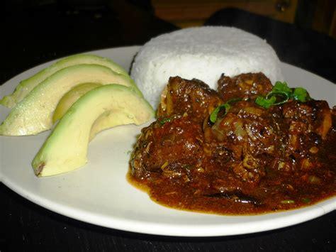 recette cuisine antillaise le laboratoire d 39 une afro chinoise rouelle de porc roussi