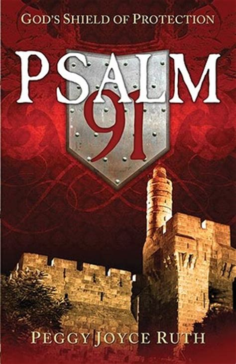 psalm  gods shield  protection  peggy joyce ruth