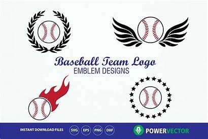 Vector Softball Svg Team Baseball Getdrawings