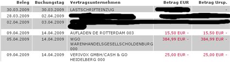kreditkartenbetrug  euro daburnas logbuch
