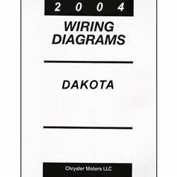 2004 Dodge Dakota Wiring Diagrams