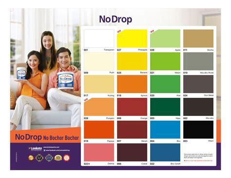 warna cat tembok avitex desain rumah minimalis terbaru