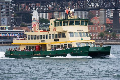 Ferry To Harbour Bay by Inner Harbour Ferry Services