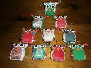 Tissu De Noel : decoration sapin de noel en tissu ~ Preciouscoupons.com Idées de Décoration