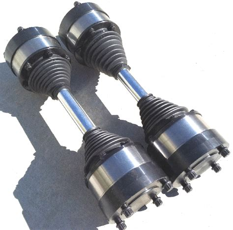 new product announcements cv joint axle adapters and