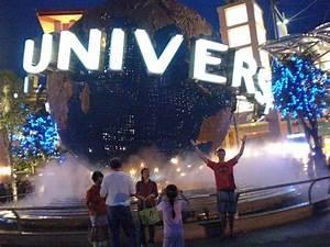 Sentosa Island, Universal Studios | Photo
