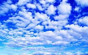 空・雲の壁紙(1280×800)#9