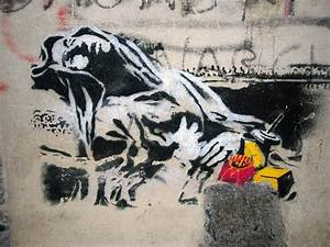 Banksy images Macdonna HD wallpaper and background photos ...