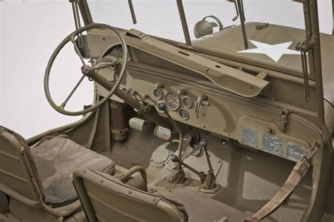 willys jeepster interior 1942 willys mb jeep milestones
