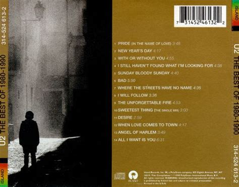 u2 the best of 1980 1990 the best of 1980 1990 u2 songs reviews credits