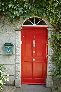 A, Picture, Gallery, Of, Red, Front, Doors