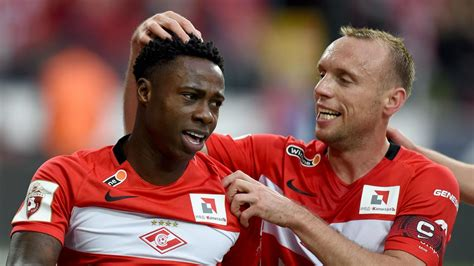 Spartak Moscow Win First League Title Since 2001 As