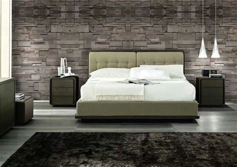 classic stone wallpaper ideas   dream bedroom