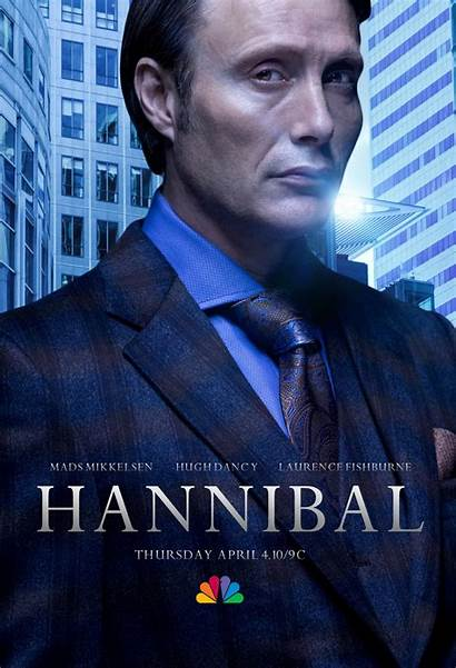 Hannibal Serie Poster Serien Stream 2001 English