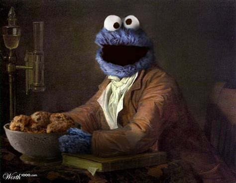 Sesame Street Fine Art Photoshop
