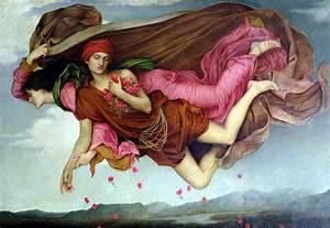 The God Hypnos In Greek Mythology