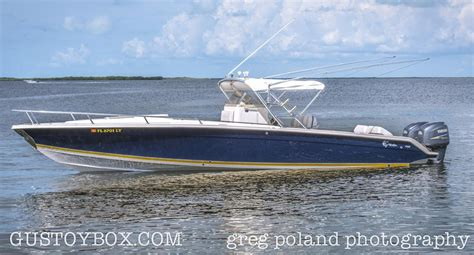 Marlago Boats by 2003 Marlago Fs35 Sold Gus Box Contender Boats