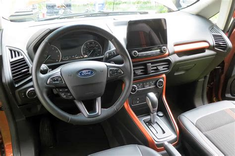 fords    ecosport compact suv