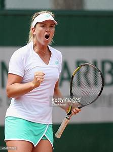 Coco Point Fr : coco vandeweghe of the united states celebrates a point during her news photo getty images ~ Medecine-chirurgie-esthetiques.com Avis de Voitures