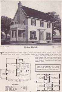 1925 colonial revival classic home two story 1925 bowes co hinsdale il - Colonial Revival House Plans