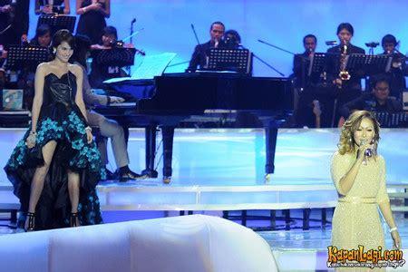 inul daratista  cinta laura  sctv harmoni concert