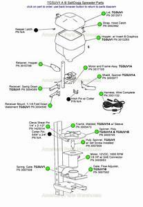 Tgsuv Saltdogg Salt Spreader Parts By Diagram