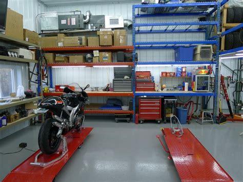 pallet shelf  workbench garage workshop garage shop