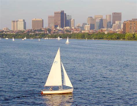 Boating In Boston Membership by Rear Window Ethics Boston Community Boating Sail Season