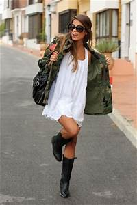 Green Salvation Army Jackets Black Nordstrom Boots White Forever 21 Dresses | u0026quot;military outd ...