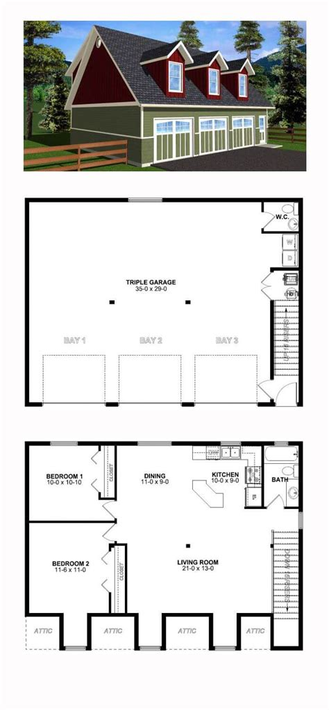 ideas   garage apartments plans theydesignnet theydesignnet