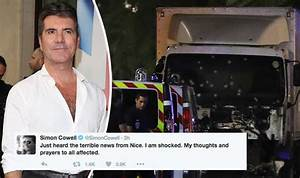 'Terrible news' Simon Cowell leads tributes to victims of ...