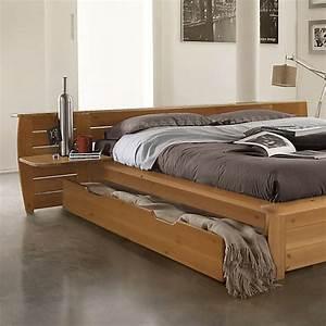 Lit Tiroir 140 : lot de 2 tiroirs pour lit th o miel 140 x 190 cm ~ Teatrodelosmanantiales.com Idées de Décoration
