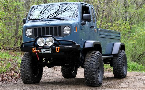 new jeep truck 2014 jeep pickup truck photos image 3