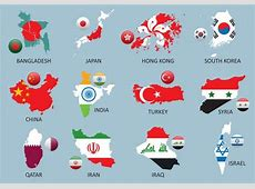 Asia maps Download Free Vector Art, Stock Graphics & Images