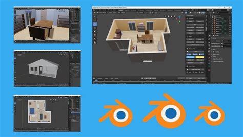 blender   interior design  architecture nicolas