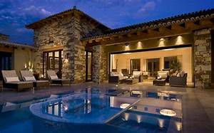 House : Awesome Exterior Stone Wall Ideas that Make ...