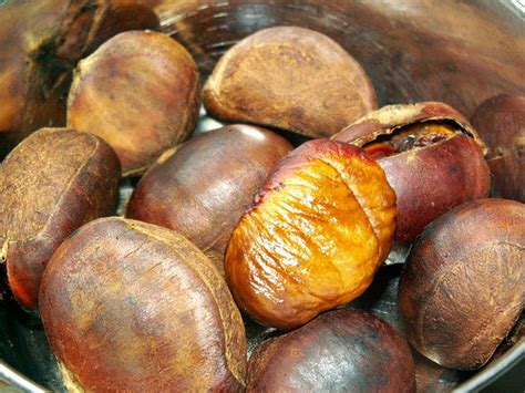 Roasting Chestnuts On An Open Fire…  Slim Paley