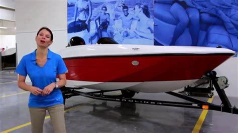 Deck Boat Element by 2016 Bayliner 16 Element Deck Boat