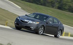 2010 Acura Tl Sh-awd Manual - Quick Drive