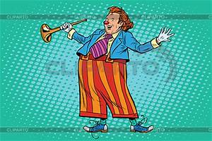 Pop Art Kleidung : clowns stock fotos und vektorgrafiken cliparto ~ Indierocktalk.com Haus und Dekorationen