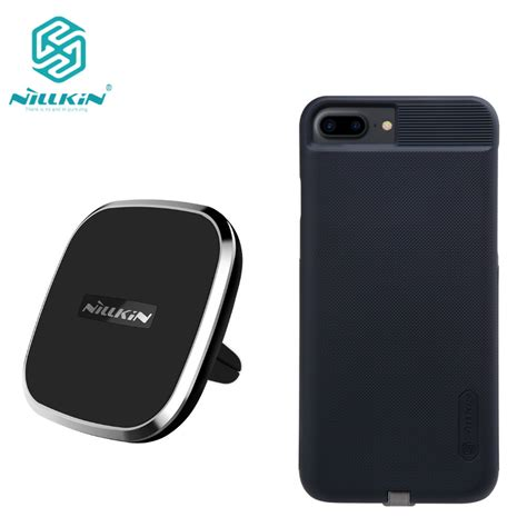 wireless charger for iphone 6 nillkin qi car wireless charger pad receiver for 18265