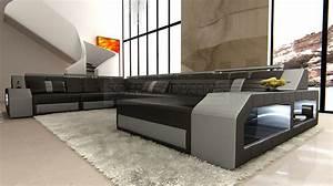 Sofa Xxl Günstig : xxl couch g nstig gro es sofa leder wohnzimmer pinterest wohnlandschaft couch und sofa ~ Markanthonyermac.com Haus und Dekorationen