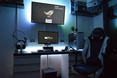 amazing pc gaming setups jealous