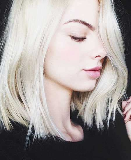 short platinum blonde hair short hairstyles