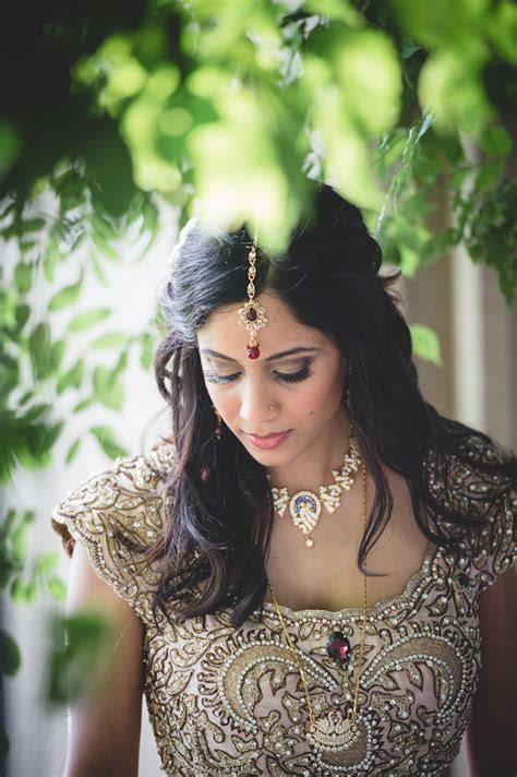 Beautiful Indian Bride  Two Ring Studios Asheville