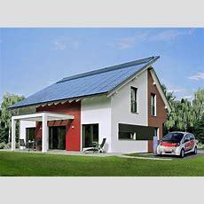 Das Fertighaus Als Kraftwerk  Haus & Garten Badische
