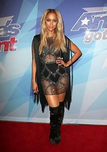 Tyra Banks – America's Got Talent Season 12 Live Show in ...